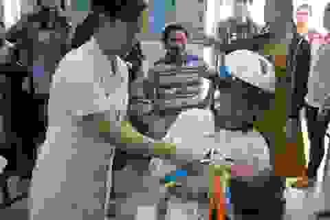 Tiêm chủng mở rộng giảm 15% tỷ lệ tử vong ở trẻ dưới 5 tuổi