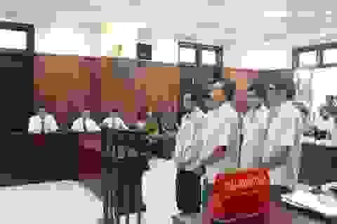 Vụ công an dùng nhục hình ở Phú Yên: VKS đề nghị 2 bị cáo được hưởng án treo