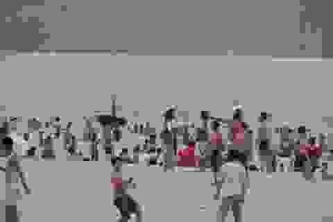 Đà Nẵng sẽ trang trí bờ kè biển bằng tranh gốm nghệ thuật