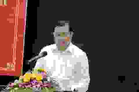 """Chủ tịch Đà Nẵng: """"Toàn thói báo cáo láo! Hãy thực chất đi!"""""""