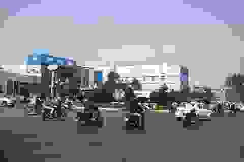 Phân luồng giao thông thi công hầm chui nút Điện Biên Phủ -  Nguyễn Tri Phương