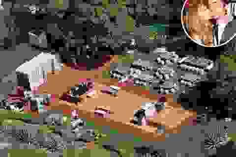 Jennifer Aniston đi tuần trăng mật sau đám cưới bất ngờ