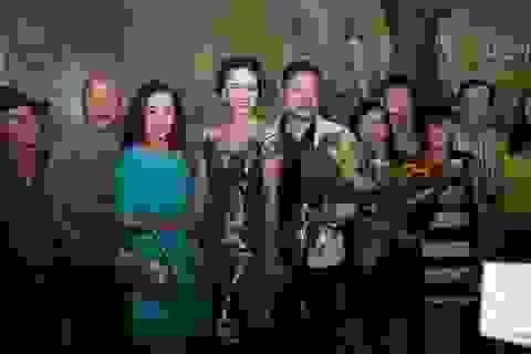 Đinh Ngọc Diệp tình cảm bên đạo diễn Victor Vũ