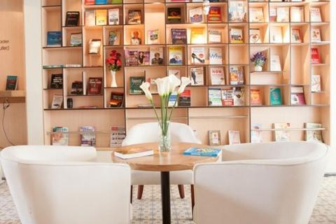 Sài Gòn cuối tuần... thư giãn với cà phê sách