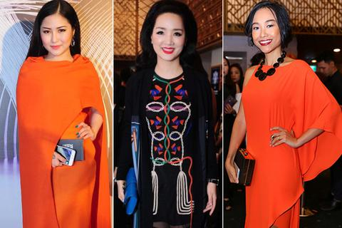 8 mỹ nhân Việt mặc xấu trên thảm đỏ Tuần lễ thời trang