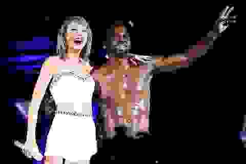 """Taylor Swift và những màn trình diễn """"đốt cháy"""" sân khấu"""