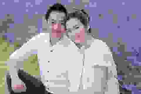 Trúc Diễm khoe ảnh trăng mật cùng chồng ở Nhật
