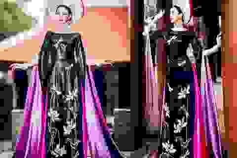Xem trước trang phục quốc hoa của Hà Thu tại Miss Intercontinental 2015