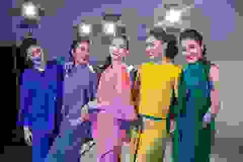 Hoa hậu Đặng Thu Thảo, Ngọc Hân và Kỳ Duyên bất ngờ hội ngộ