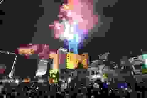 Sài Gòn... Đi đâu để đón năm mới