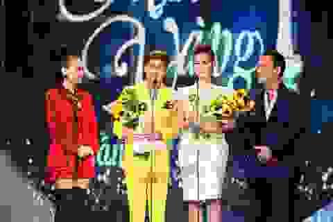 Đông Nhi, Noo Phước Thịnh lần thứ 3 liên tiếp đoạt giải Mai Vàng