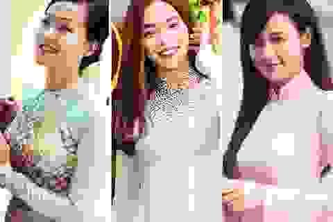 Sao Việt chúc Tết độc giả Dân Trí