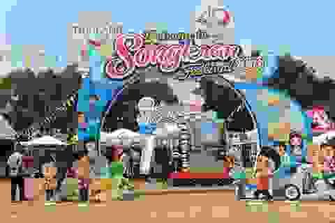 Sài Gòn cuối tuần: Tràn ngập lễ hội