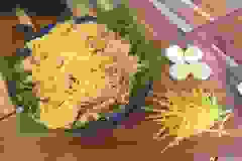 Sài Gòn cuối tuần – Khám phá món ăn đường phố ngon, lạ, hấp dẫn