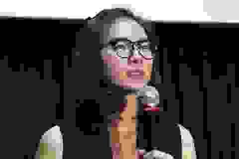 Ngô Thanh Vân khóc nghẹn khi phim không được phát hành tại CGV