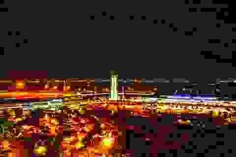 Sài Gòn cuối tuần: Cùng ngắm Sài Gòn đêm từ trên cao