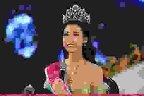 """Hoa hậu Mỹ Linh: """"Hình ảnh của tôi phù hợp với hoa hậu Việt Nam"""""""
