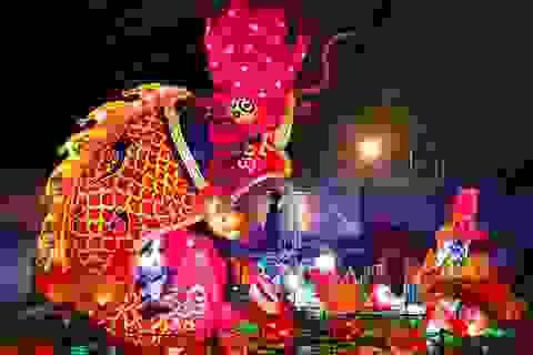 Sài Gòn cuối tuần: Rộn ràng những điểm chơi Trung thu mới nổi
