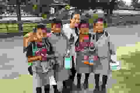 """Hoa hậu Thu Hoài: """"Đừng đến Bhutan với hi vọng mang về cho mình chút hạnh phúc"""""""