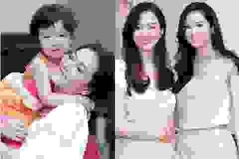 Điểm danh các Hoa hậu, Á hậu Việt làm mẹ đơn thân