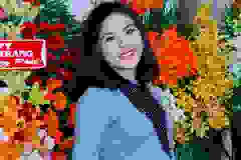 Diễn viên Vân Trang đã sinh con gái đầu lòng