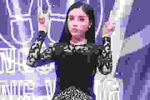 Hoa hậu Kỳ Duyên thể hiện trí tuệ trong gameshow