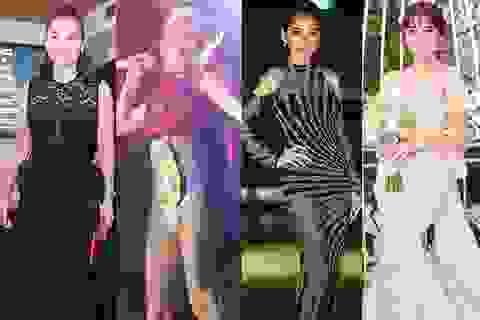 Phương Mai, Quỳnh Anh mặc đẹp; Tóc Tiên, Thu Minh lọt top sao mặc xấu