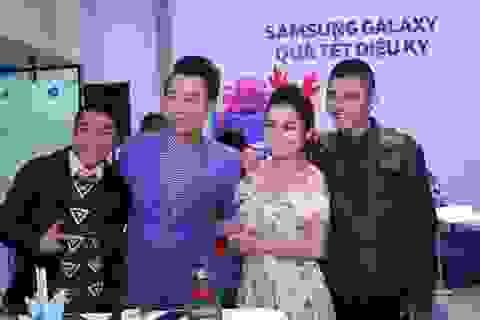 Sự kiện công nghệ quy tụ sao Việt 2 miền
