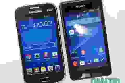 5 điện thoại Android giá rẻ lên kệ Việt Nam đầu năm 2014