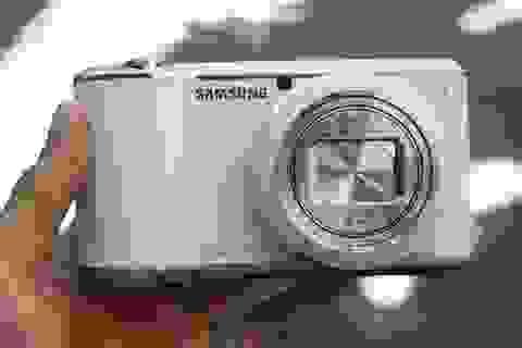 Cận cảnh máy ảnh Galaxy Camera 2 vừa xuất hiện tại Việt Nam