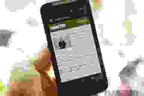 Đập hộp smartphone phổ thông HTC Desire 310