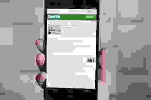 Đập hộp tablet Android có khả năng nghe gọi của HP tại VN