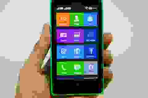 Đánh giá Nokia X: trải nghiệm ứng dụng Android với giao diện Asha