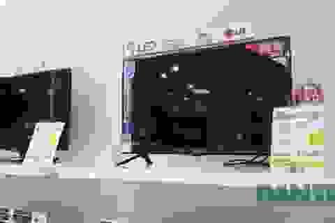 Khó phân biệt TV DVB-T2 trong giai đoạn này