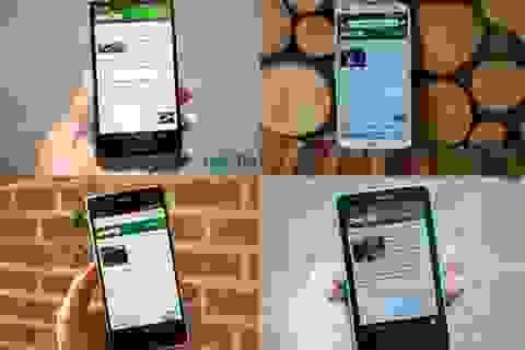 Những smartphone nổi bật bán ra trong tháng 5/2014