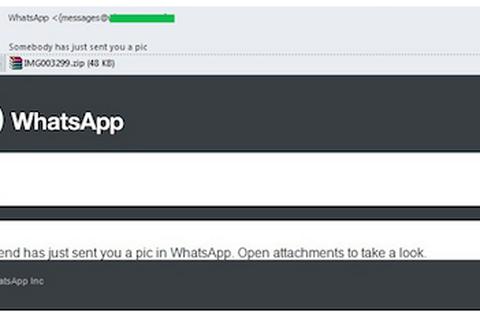 Ứng dụng OTT là mục tiêu hàng đầu của email độc hại