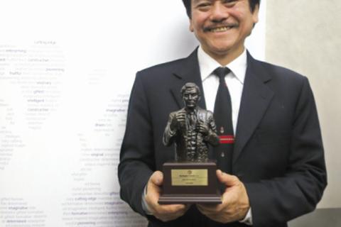 """Sacombank nhận giải thưởng """"Ngân hàng tiêu biểu năm 2014 tại Việt Nam"""""""