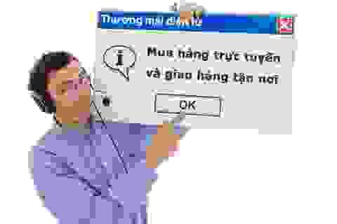 """Giao hàng - Vấn đề """"sống còn"""" của thương mại điện tử Việt Nam"""