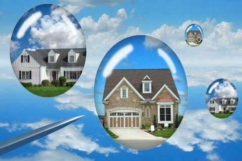 Bong bóng bất động sản: Vẫn còn quá sớm để nói?