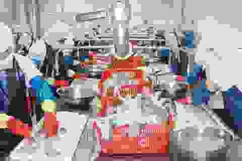 Thu nhập người Việt chạm ngưỡng 2.200 USD