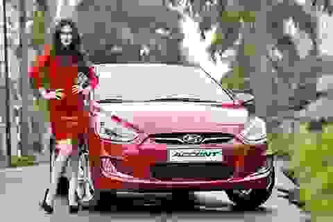 Hyundai đưa bản Accent nâng cấp về Việt Nam