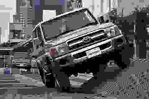 Toyota Land Cruiser 70 -  Hồi sinh một huyền thoại