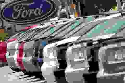 Ford cắt giảm còn 8 platform trên toàn cầu để tiết kiệm chi phí