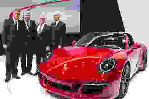 Porsche 911 Targa 4 GTS về Việt Nam có giá 7,85 tỉ đồng