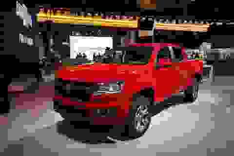 Chevrolet Colorado tại Mỹ có thêm phiên bản mới