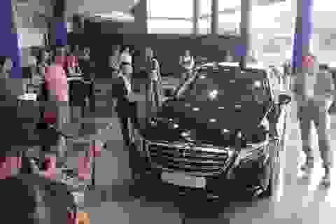Mercedes-Maybach S 600 chính thức về Việt Nam