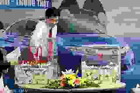 """Honda Việt Nam trao thưởng """"Lái thử trúng thật"""""""