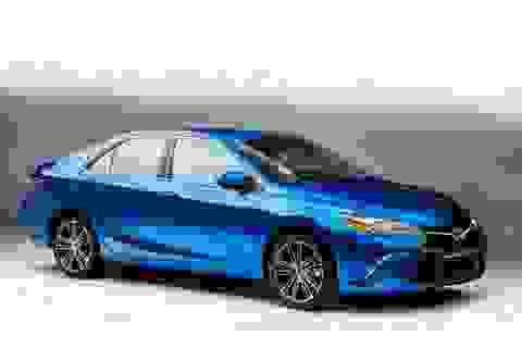 Toyota đưa Camry Special Edition đến Chicago Auto Show 2015