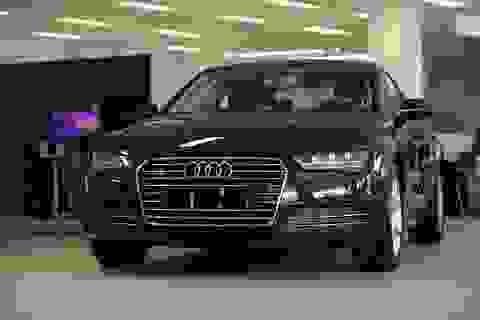 Audi A7 Sportback – Những đổi thay đáng giá