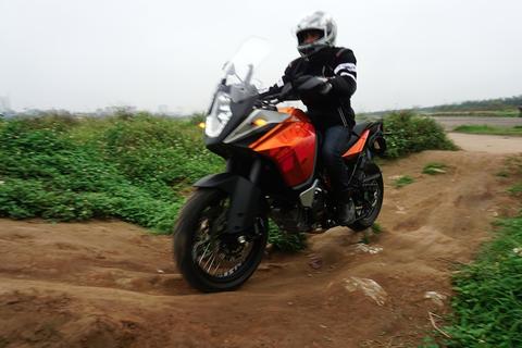 KTM 1190 Adventure - Đam mê khó cưỡng